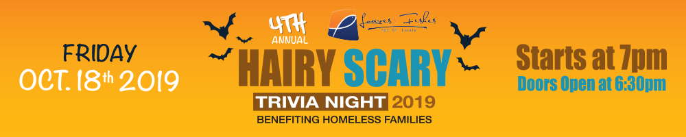 Loaves and Fishes Hairy Scary Trivia Night 2019